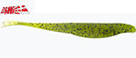 "Killer Salty Shad 5"" #004 Green Watermelon"