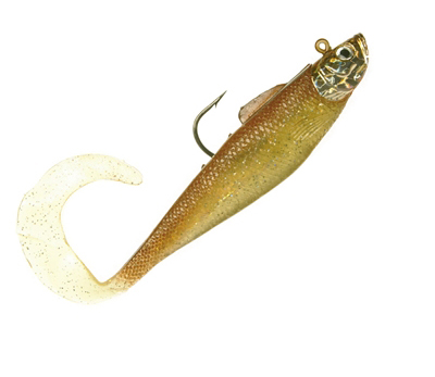TWIST SHAD ASSASSIN #008